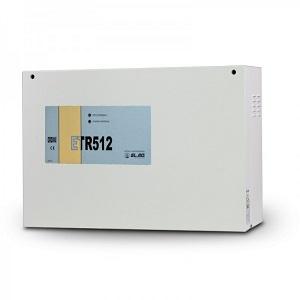 Centrale antintrusione ETR512