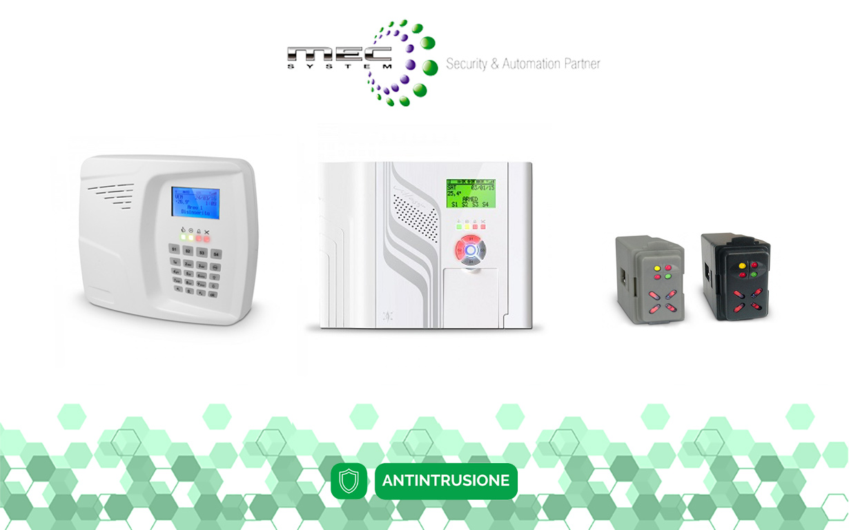 accessori per i sistemi di allarme